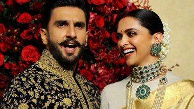 Ranveer Singh-Deepika Padukone's Picture From Their First Project Post-Wedding Leaks Online