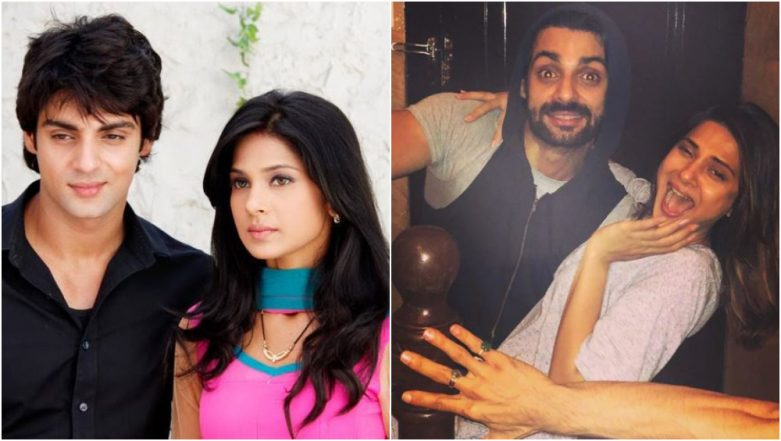 Jennifer Winget and Karan Wahi Come Together For A Web-Series; Announce The News To Fans! Watch Video