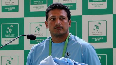 Mahesh Bhupathi Believes He Is Still Captain of India vs Pakistan Davis Cup 2019 Tennis Clash