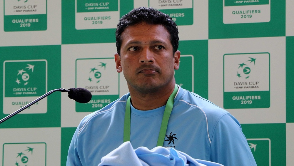 Mahesh Bhupathi Believes He Is Still Captain of India vs Pakistan Davis Cup 2019 Tennis Clash