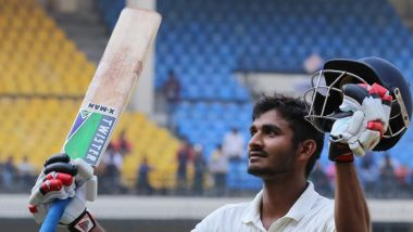 Irani Cup 2019: Vidarbha Trail by 85 Runs on Day 2 Against Rest of India