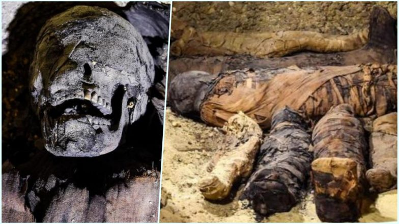 Egyptian Archaeologists Discover 50 Mummies at Ancient Burial Site Near Cairo; View Pics