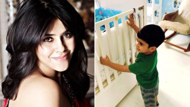 Laksshya Kapoor Visits Cousin Ravie Kapoor And The Sight Is To Behold- View Pic