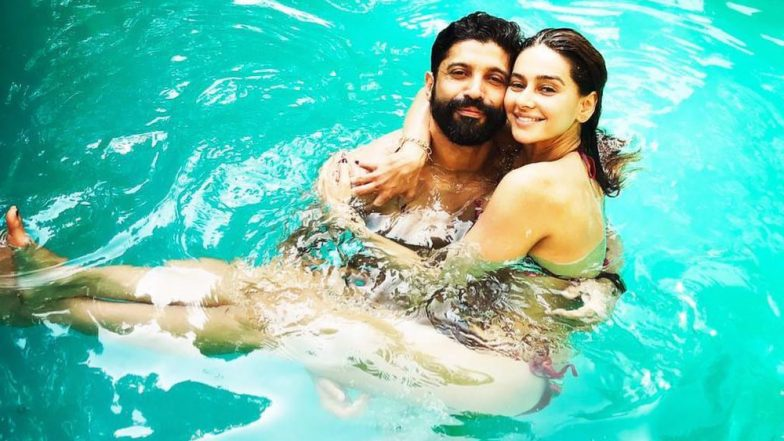 Farhan Akhtar and Shibani Dandekar to Get Married in May This Year?