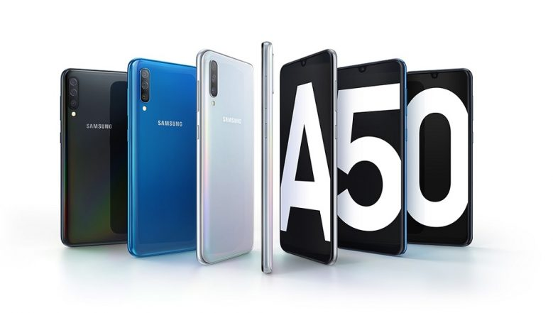 Samsung Galaxy A50, Galaxy A30 & Galaxy A10 Smartphones Launched; Price in India Starts From Rs 8490