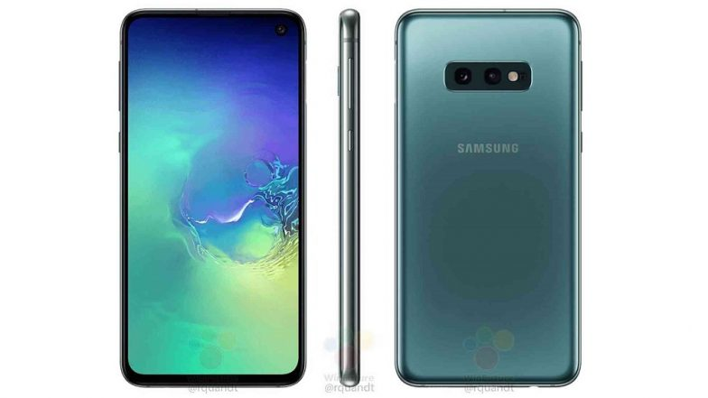 New Samsung Galaxy S10e Images Surface Online Prior to Global Launch; View Pics