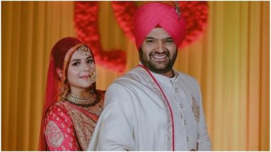 Kapil Sharma-Ginni Chatrath First Wedding Anniversary: The Actor-Comedian Thanks God For The Best Gift Of Their Lives