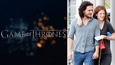 Game of Thrones 8 Finale: Kit Harrington Reveals The Ending To Wife Rose Leslie; She Does Not Talk To Him For Three Days!