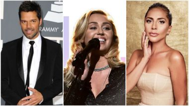 Grammy Awards 2019: Lady Gaga, Miley Cyrus, Ricky Martin and Everyone Else Who Is Performing and Presenting
