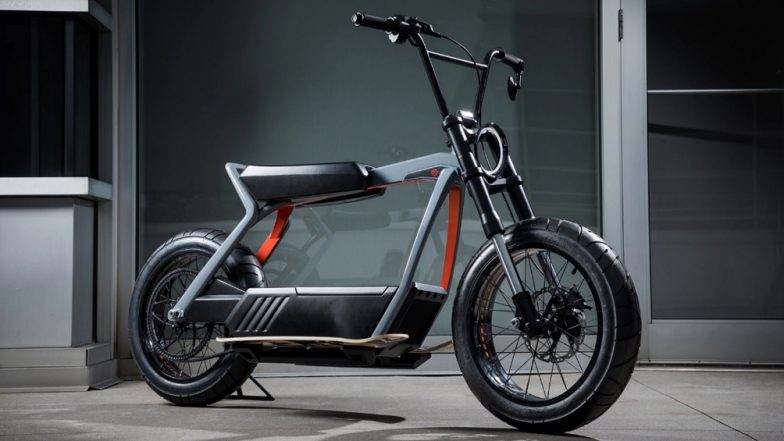 Harley Davidson Electric Scooter Concepts Officially Unveiled at X-Games