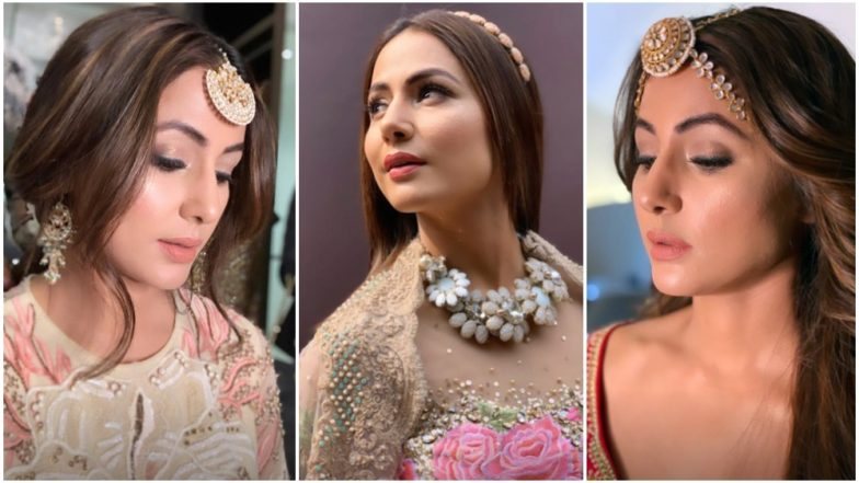 Hina Khan Shares Oh-So-Hot Pics From Latest Ethnic Photoshoot and We Can't Take Our Eyes Off Her