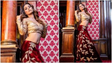 Hina Khan Looks Like a Resplendent Bride in Her Latest Magazine Photoshoot – See Pic