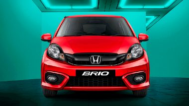 Honda Brio Entry-Level Hatchback Production Stopped in India - Report