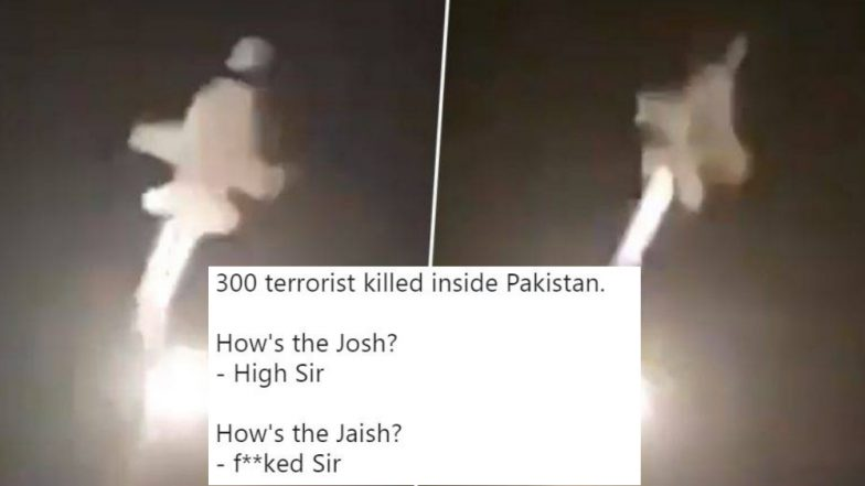 'How's The Jaish? F****d Sir!': Twitter Gives it Back to Pak Sympathisers After IAF Strikes JeM Camps Across LoC