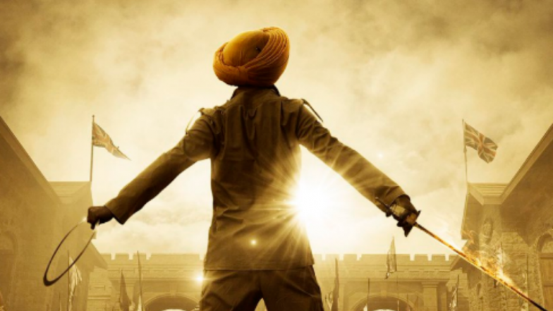 Kesari: Akshay Kumar Teases Us With This New Poster; First Glimpse To Be Out Tomorrow!