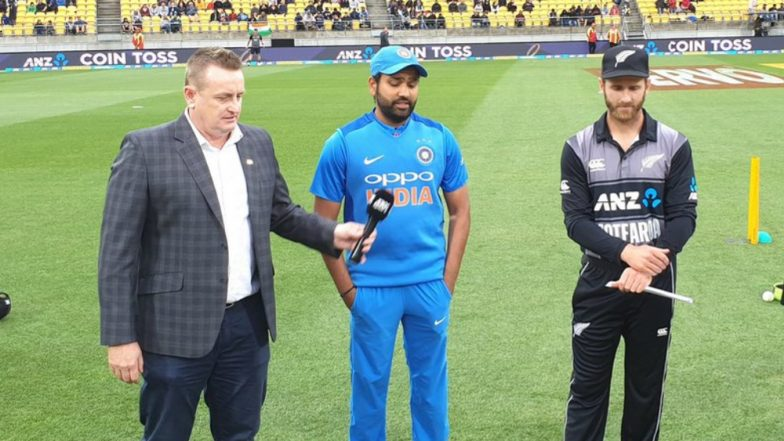 IND 139/10 in 19.2 Overs | India vs New Zealand 1st T20 2019 Highlights: Kiwis Win by 80 Runs