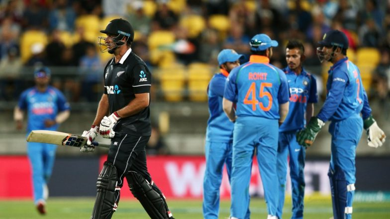 India vs New Zealand,1st T20I 2019: Check Out the Weather Forecast of Wellington As Men in Blue Gear up for Shorter Format