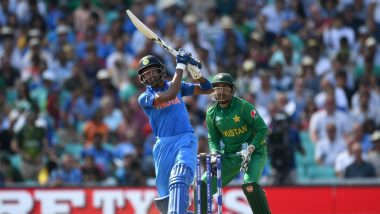 India vs Pakistan ICC Cricket World Cup 2019 Match Tickets Sold Out Within 48 Hours
