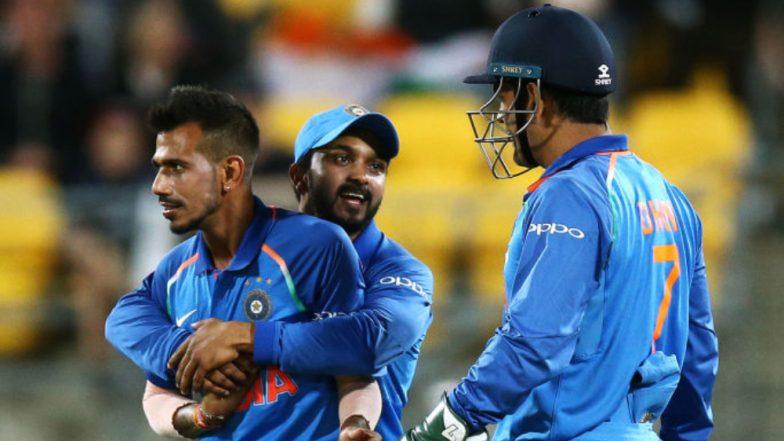 IND vs NZ 5th ODI Video Highlights: Ambati Rayudu, Hardik Pandya, Yuzvendra Chahal Power India to 35-run Win