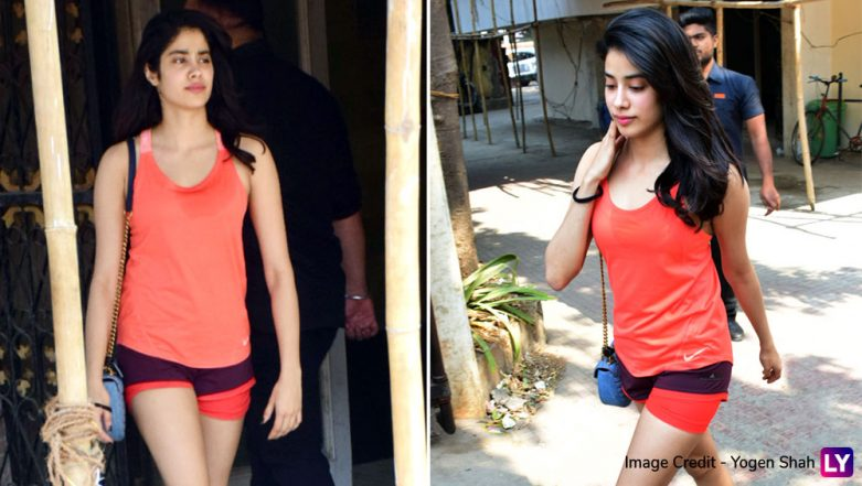 Janhvi Kapoor Defends Her Choice to Repeat Outfits and We Want to Say Thank You