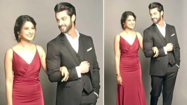 Dill Mill Gayye Stars Jennifer Winget and Karan Wahi Reunite After 9 Years; Shoot Pictures From Their New Show OUT NOW!
