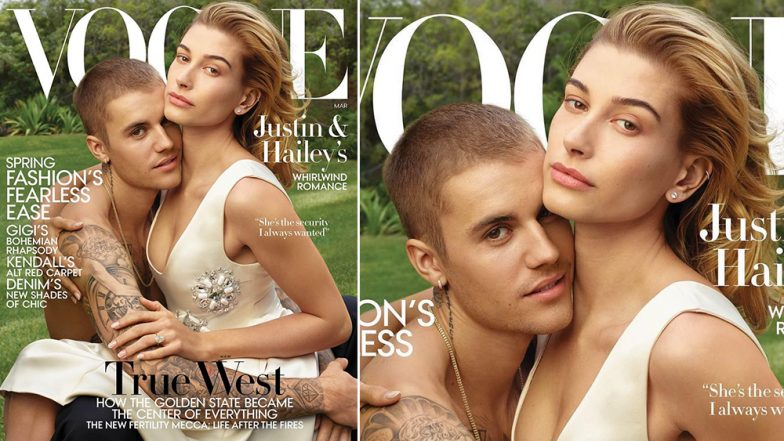 Justin Bieber and Hailey Baldwin Are Here to Prove that 'Spring is the Season of Romance' - View Pic