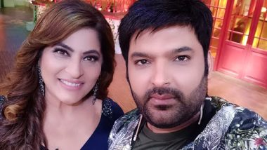 Archana Puran Singh Starts Shooting for the Kapil Sharma Show Post Navjot Singh Sidhu's Exit - See Pic