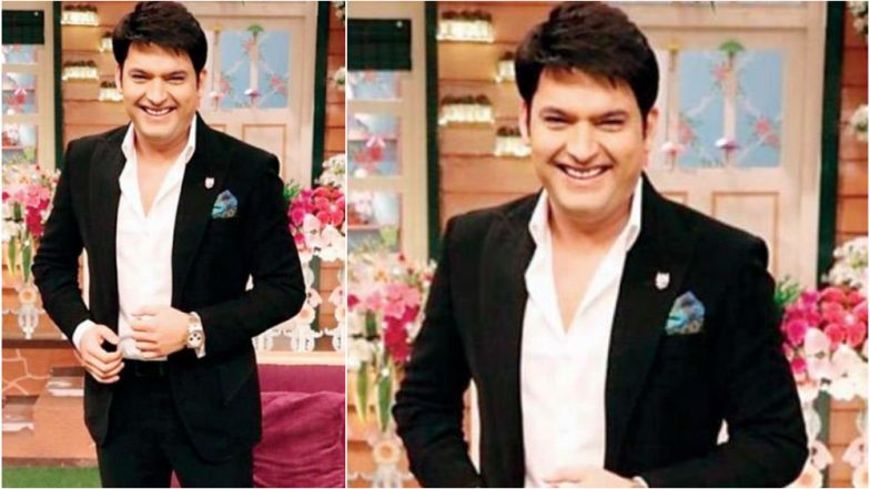 Kapil Sharma Back To His Starry Ways; Refuses To Click Photographs Rather Curtly!
