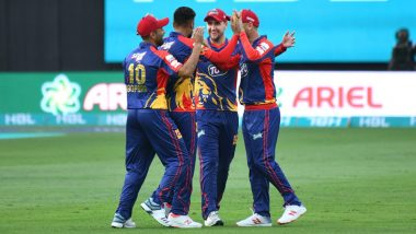 PSL 2019 Live Streaming, LQ vs KK: Get Live Cricket Score, Watch Free Telecast of Lahore Qalandars vs Karachi Kings on Geo Super, PTV Sports & Cricketgateway Online