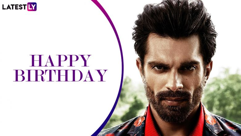 Happy Birthday Karan Singh Grover: Six Drool Worthy Pictures Of The Hunk That Will Make You Go Weak In The Knees!