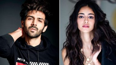 Ananya Panday Has the Nicest Things to Say About Her Pati Patni Aur Woh Co-Star Kartik Aaryan