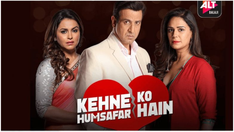 Kehne Ko Humsafar Hai 2 Trailer: The Ronit Roy-Mona Singh Starrer Leaves You Intrigued About the Complexities of Their Relationship - Watch Video