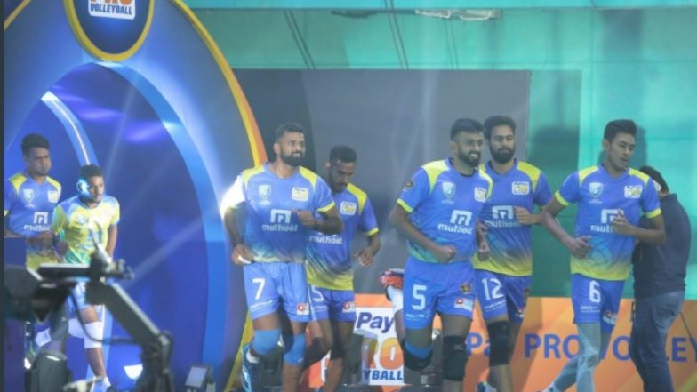 Kochi Blue Spikers vs Chennai Spartans, Pro Volleyball League 2019 Live Streaming and Telecast Details: When and Where to Watch PVL Match Online on SonyLIV and TV?