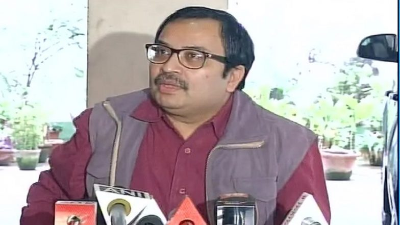 CBI Summons Suspended TMC MP Kunal Ghosh in Connection With Saradha Chit Fund Scam