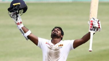 Kusal Perera's Heroics Help Sri Lanka Pull Off 304-Run Chase vs South Africa in 1st Test