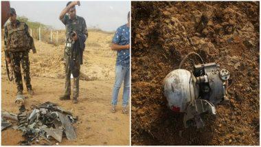 Indian Army Shot Down Pakistan Drone Near International Border in Kutch