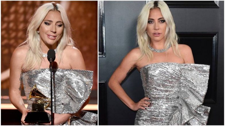 Grammys 2019: Lady Gaga Wins Big; Takes Home the Award for Best Pop Solo Performance for Her Song 'Joanne' at the Pre-Show Ceremony