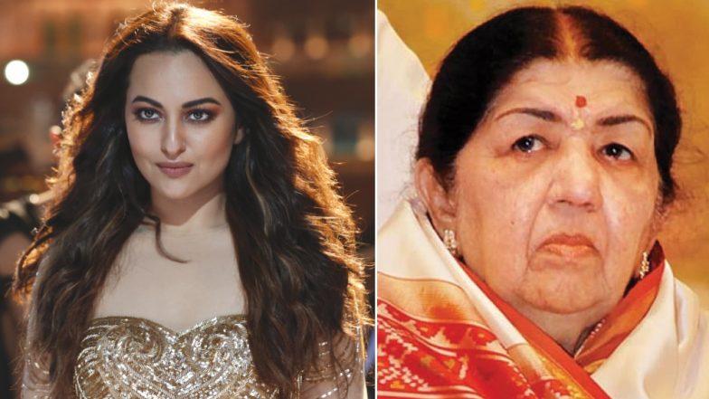 Sonakshi Sinha's Mungda Remix Receives Flak From Veteran Singer Lata Mangeshkar