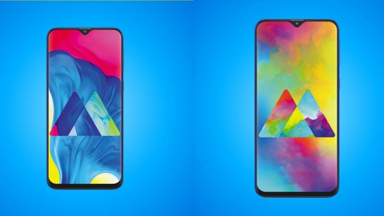Samsung Galaxy M10, Galaxy M20 Smartphones To Go on Sale Tomorrow at 12 PM IST on Amazon India & Company's Online Store