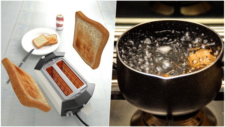 Indoor Air Pollution: Making Bread Toasts and Boiling of Water Also Contributes to Air Pollutants