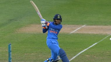 Smriti Mandhana Hits Fastest Half-century For India! Indian Opener Scores 24 Ball 50 During Ind vs NZ 2019, Women's 1st T20I