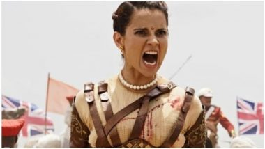 Manikarnika: The Queen of Jhansi Box Office Collection Day 8: Kangana Ranaut's Film Suffers Dip on Friday, Earns Rs 64.65 Crore