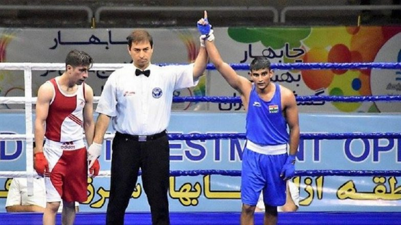 Makran Cup 2019: Six Indian Boxers Enter Finals of the Tournament in Iran