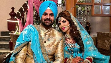 Wedding Picture of Mariam Khan Actress Mansi Sharma and Yuvraj Hans Out Now! View Pics and Videos