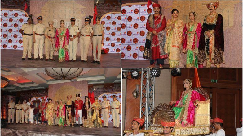 Khoob Ladi Mardani…Jhansi Ki Rani Makers Pay Tribute To Female Police Officers!