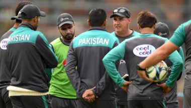 Pakistan Squad for ICC Cricket World Cup 2019: We Have 19 Players for 15 Positions, Says Coach Mickey Arthur