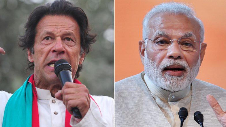 Pakistan PM Imran Khan Urges Narendra Modi to Settle Kashmir Issue