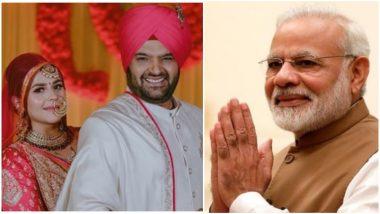Prime Minister Narendra Modi to Attend Kapil Sharma and Ginni Chatrath's Delhi Wedding Reception?