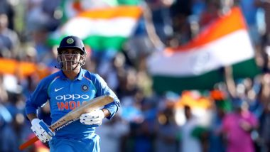 MS Dhoni All Set to Return, Here's a Look at India's Likely Playing XI for 5th ODI vs New Zealand