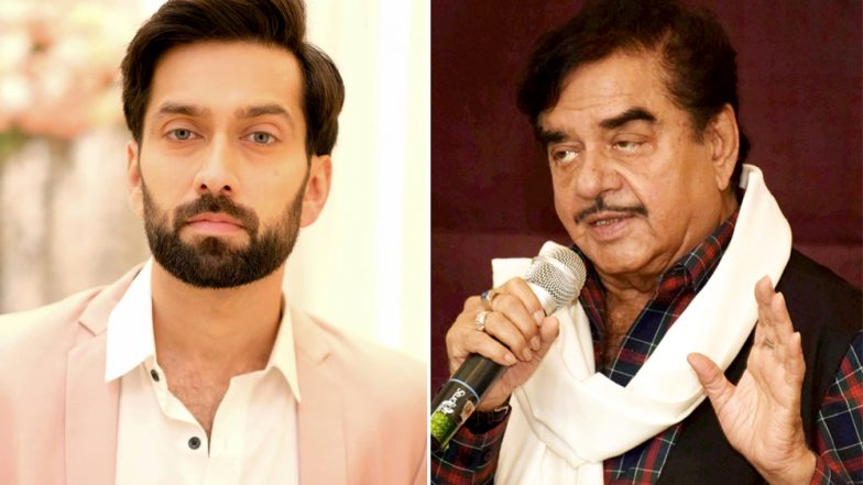 Nakuul Mehta Tweets About Shatrughan Sinha's Face Palm-Worthy #MeToo Comment, Also Takes a Sly Dig at Karan Johar